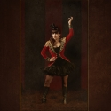 """The Ringmaster\"" by Linda Long, Portrait of a Woman"