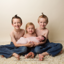 Portrait of a Group, Katie Bellflower, Bellflower Photography