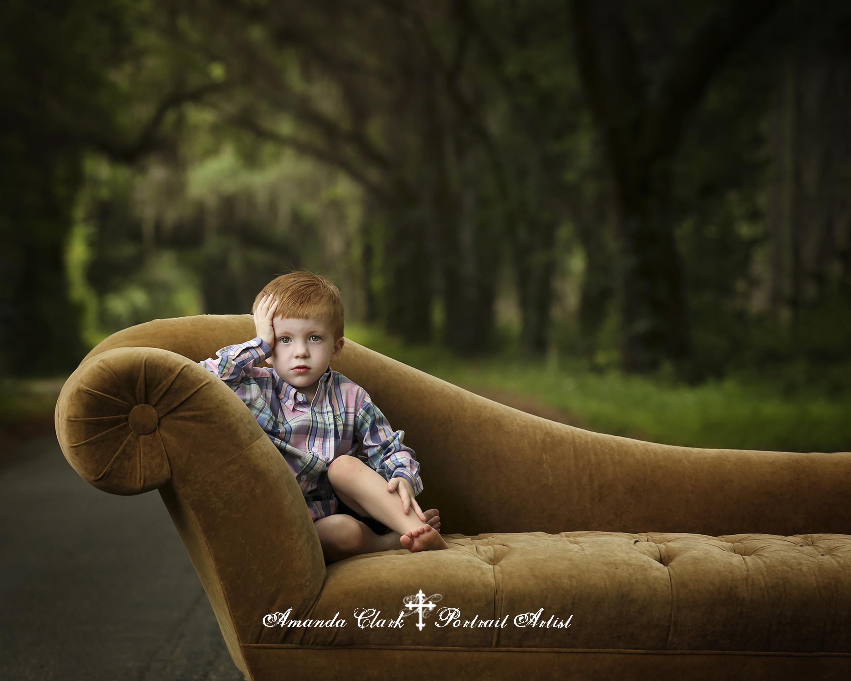 Print of the Month, Portrait of a Child, Amanda Clark, Amanda Clark Portrait Artist
