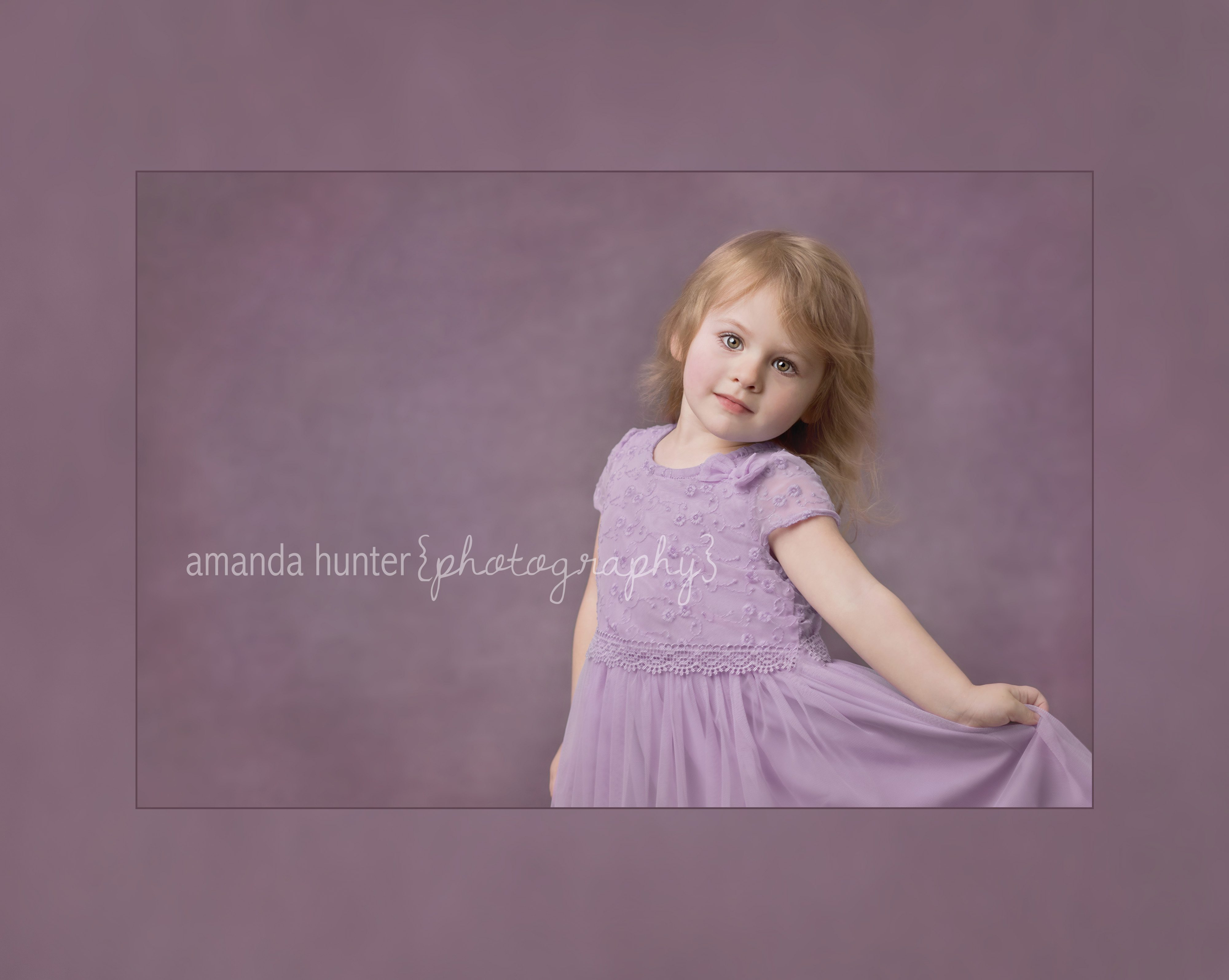POM- Portrait of a Child, Amanda Hunter Photography